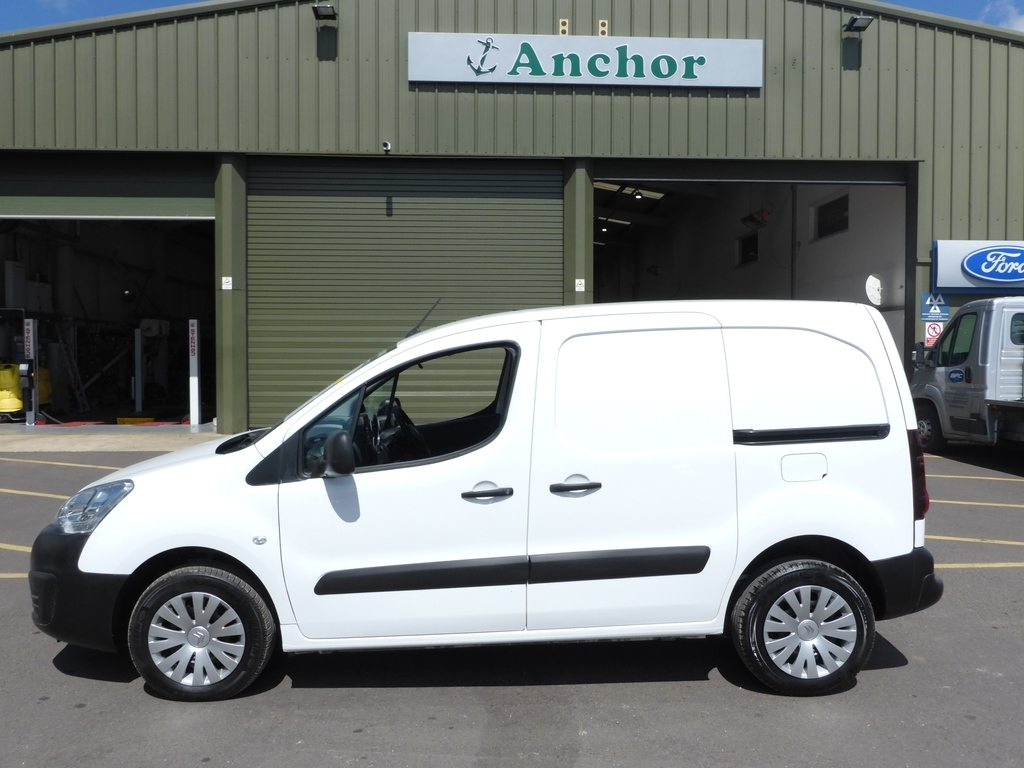 Citroen Berlingo FX16 ODP