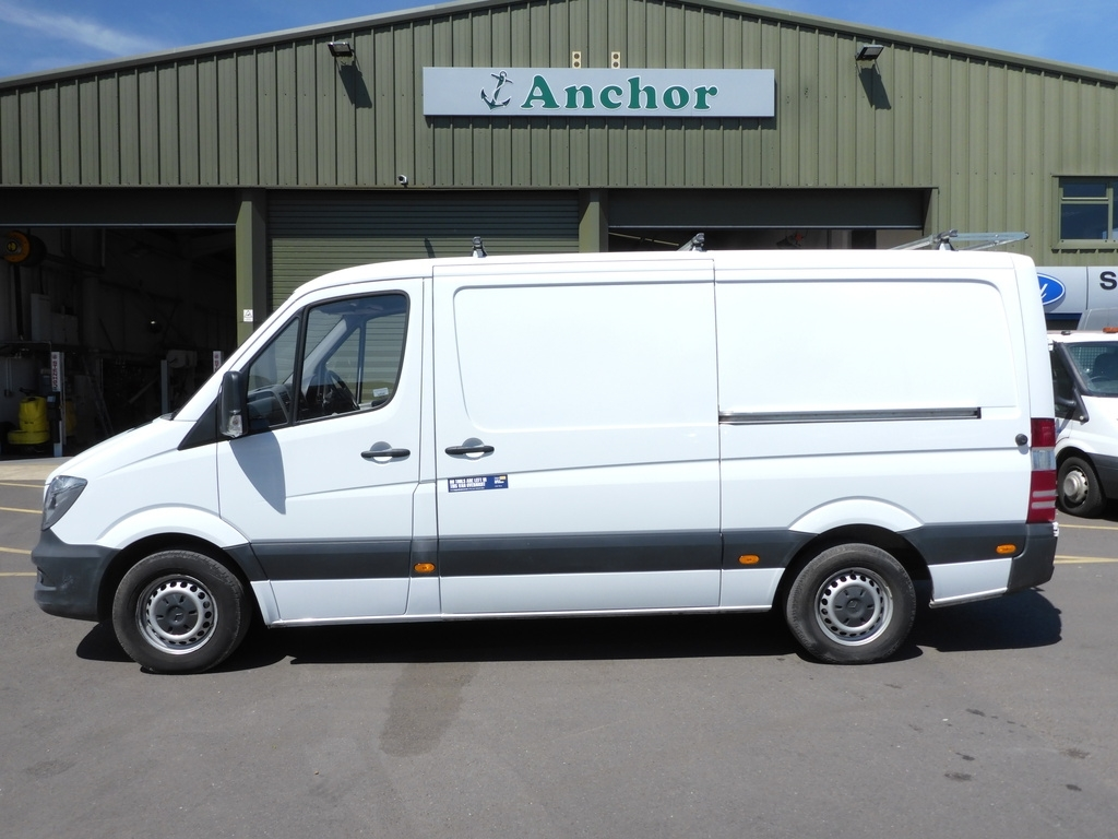 Mercedes Sprinter BT14 ZTY