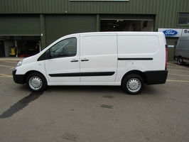 Citroen Dispatch YT15 NKO