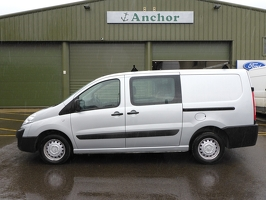 Citroen Dispatch AV16 PXP