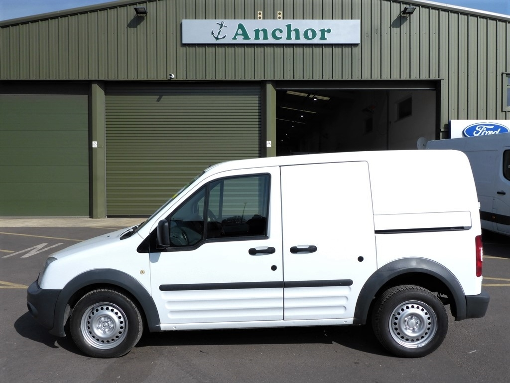 Ford Transit Connect HJ12 YMF