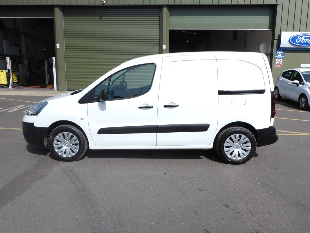 Citroen Berlingo MT63 ZGN