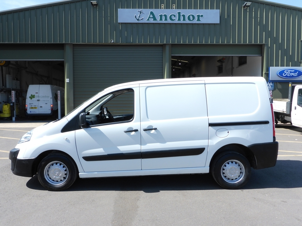 Citroen Dispatch GK63 CLY