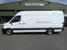 Mercedes Sprinter SF67 ZHR