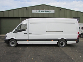 Mercedes Sprinter SF67 ZSK