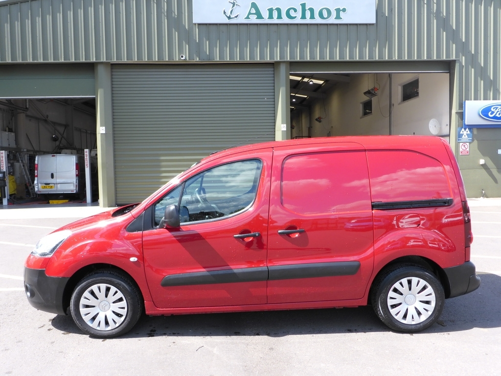 Citroen Berlingo CX64 VRK