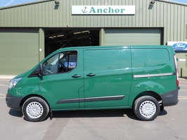Ford Transit Custom DX64 VHH