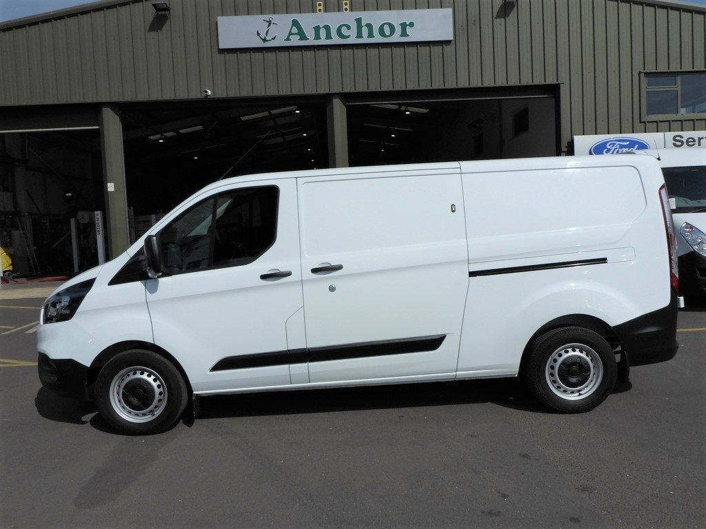 Ford Transit Custom MX68 ZKD