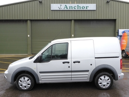 Ford Transit Connect KX63 XPY
