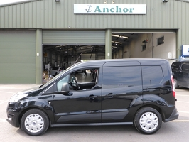 Ford Transit Connect YH15 WVB