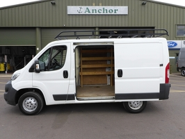 Citroen Relay PY64 DCF