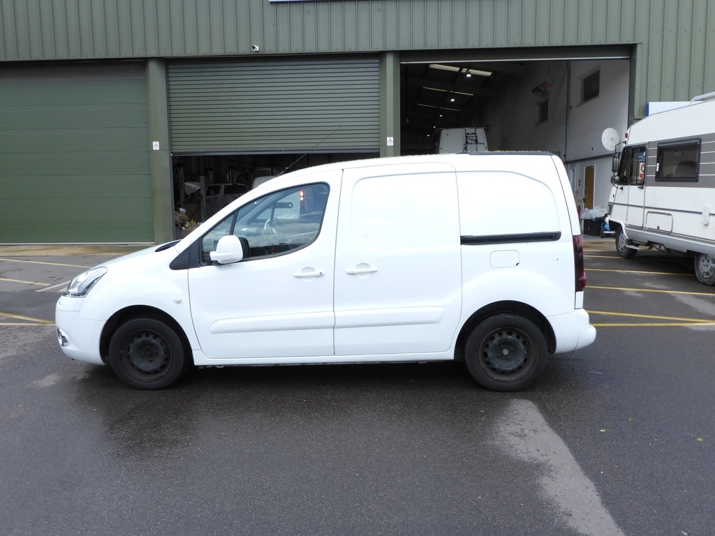 Citroen Berlingo LY63 FWL