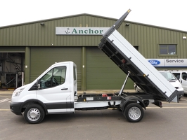 Ford Transit BT65 AJX