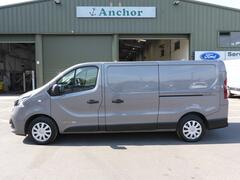 Renault Trafic SD16 LWT