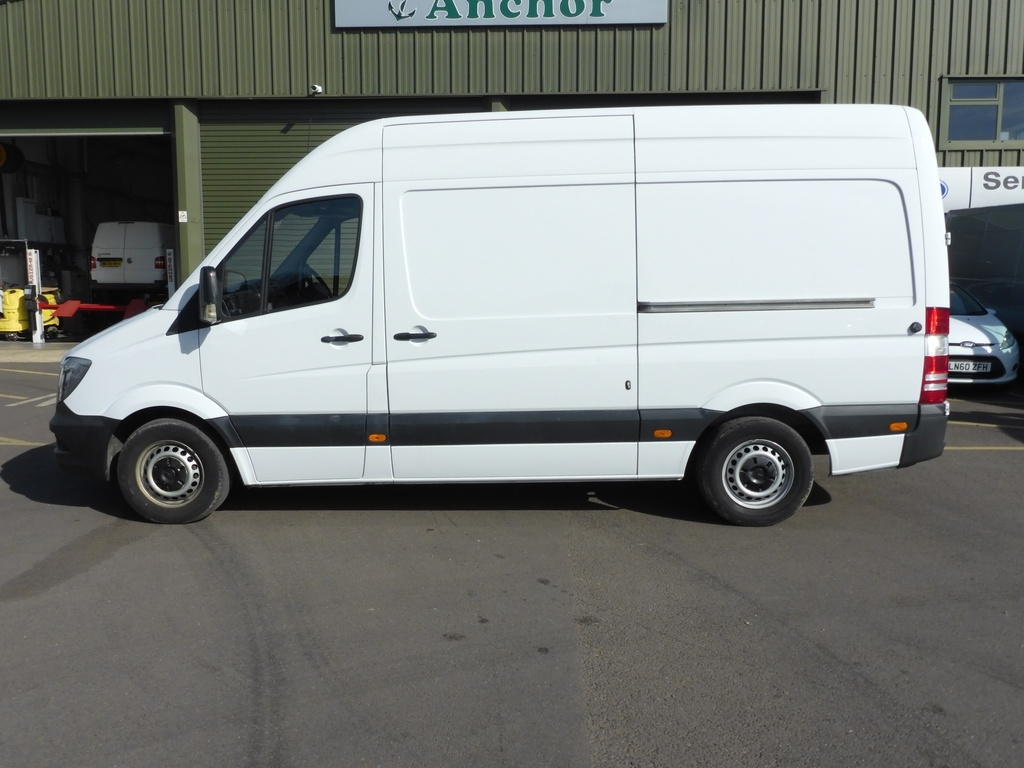 Mercedes Sprinter CA65 DFU
