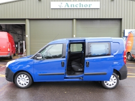 Vauxhall Combo GD17 HBO
