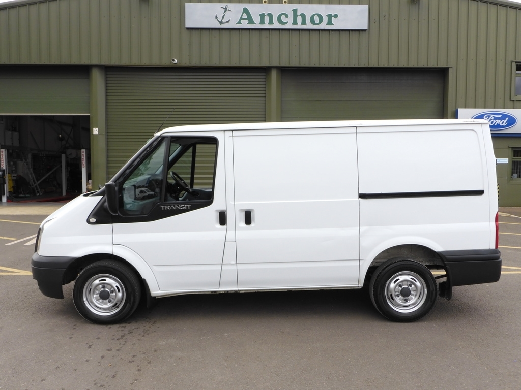 Ford Transit ML14 UDP