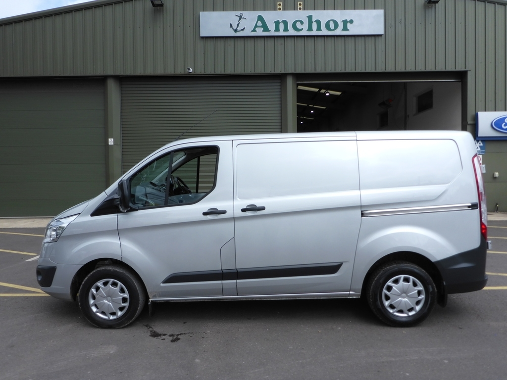 Ford Transit Custom MM16 BUU