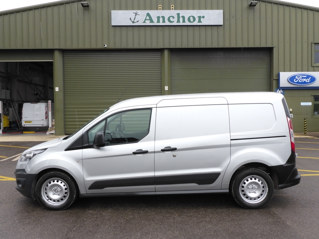Ford Transit Connect AY64 WNS