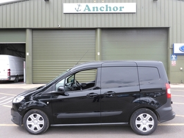 Ford Transit Courier CK66 OGV