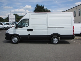 Iveco Daily CN14 NWH