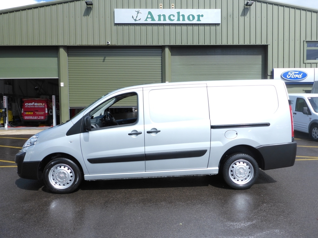 Citroen Dispatch PJ16 TSV