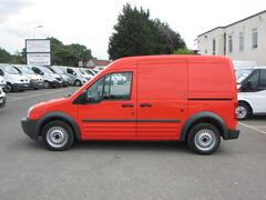 Ford Transit Connect EA08 SLV