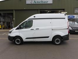 Ford Transit Custom EY16 UGF