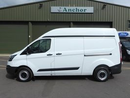Ford Transit Custom MM64 NHG
