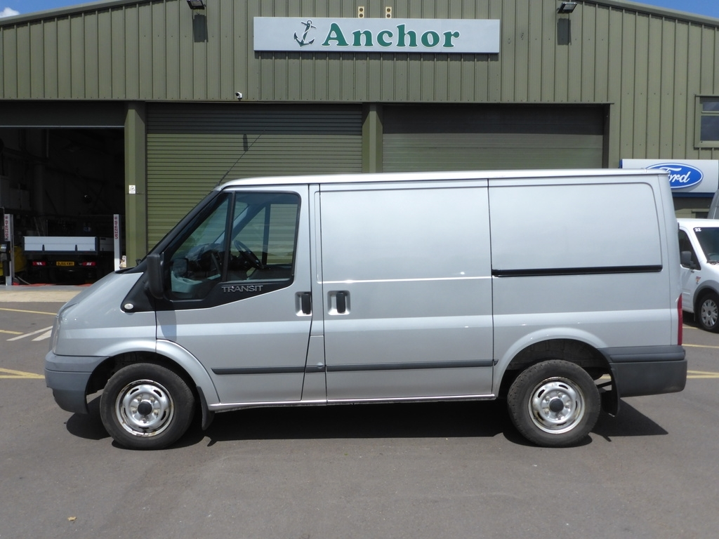 Ford Transit WK63 PUX