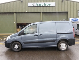 Citroen Dispatch YX16 SRY