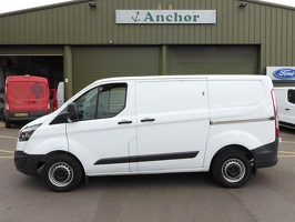 Ford Transit Custom NL64 AVE