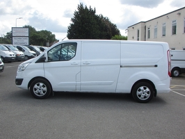 Ford Transit Custom DL16 ULZ