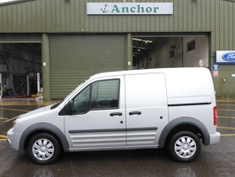 Ford Transit Connect GY62 PJV