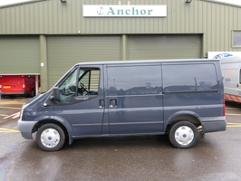 Ford Transit SL06 SAW