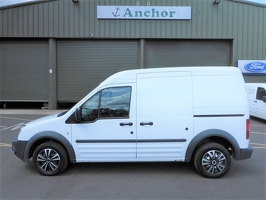 Ford Transit Connect YR13 NSF