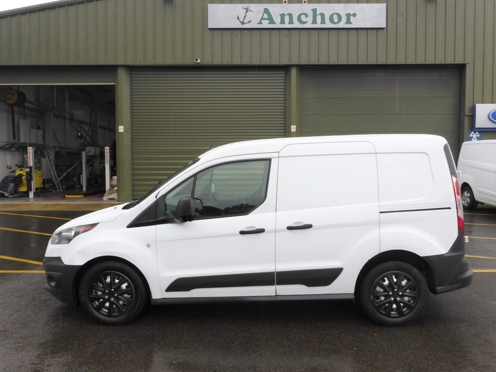 Ford Transit Connect SA66 DVN