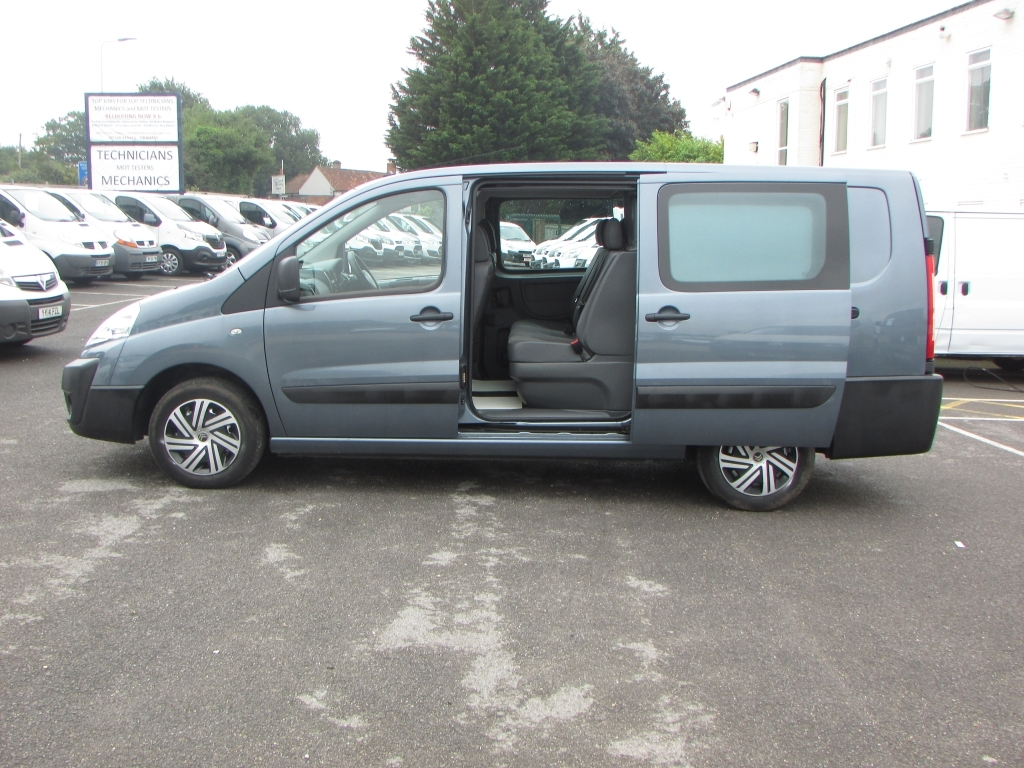 Citroen Dispatch KS62 CNZ