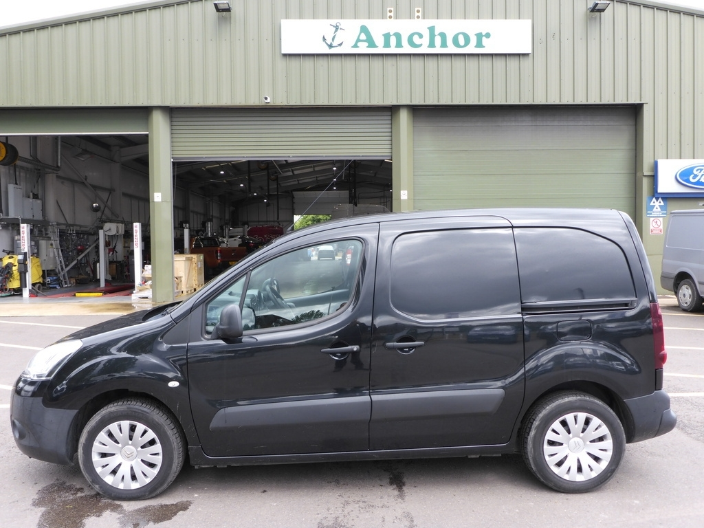 Citroen Berlingo KW13 UHT