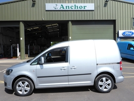 Volkswagen Caddy BSZ 4292