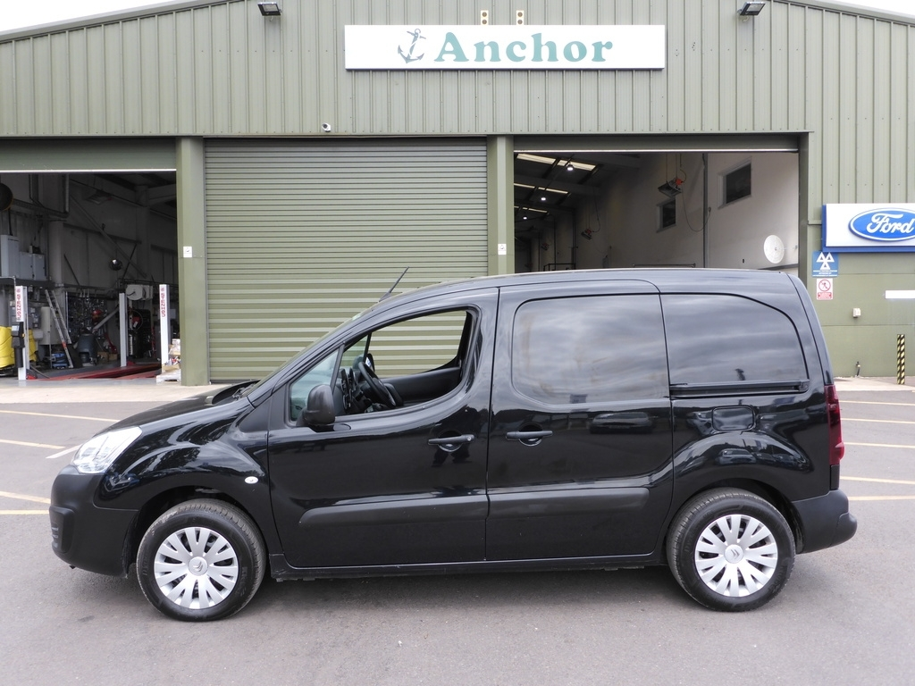 Citroen Berlingo GX18 ZBP