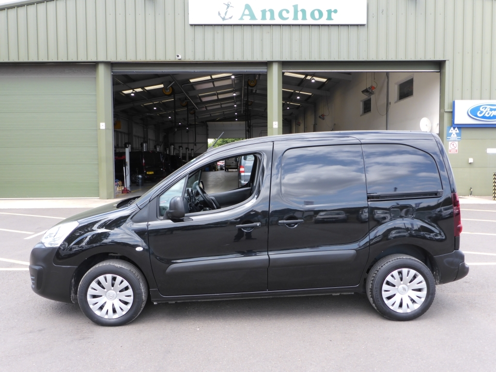 Citroen Berlingo BL16 SYS