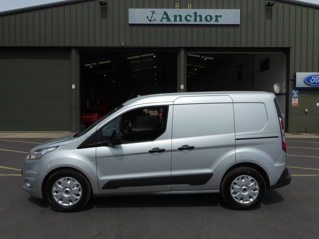 Ford Transit Connect YK14 HKV