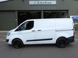 Ford Transit Custom ML64 KNF
