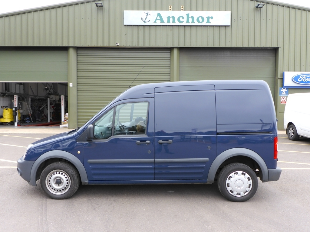 Ford Transit Connect HN62 JYS