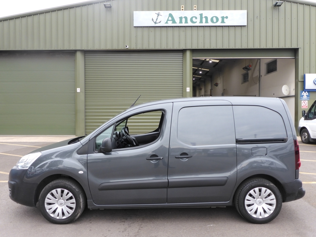 Citroen Berlingo PN17 JJO