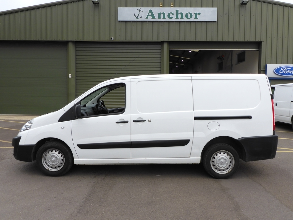 Citroen Dispatch NK16 OYN