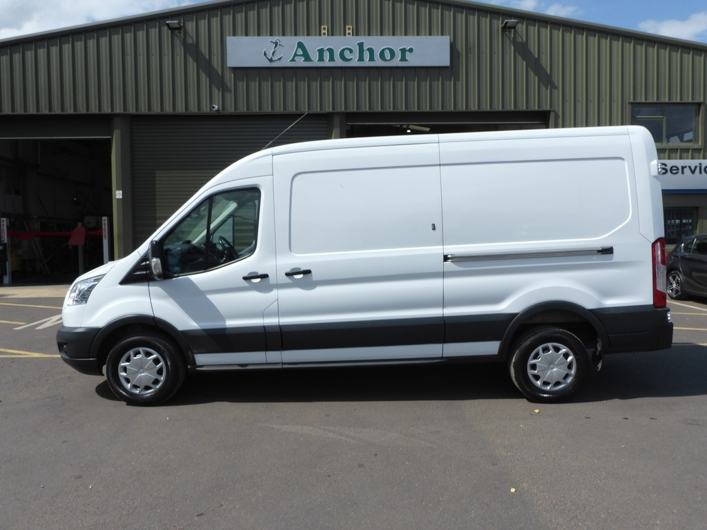 Ford Transit MM16 UTW