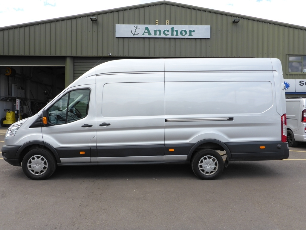 Ford Transit WM18 TDX
