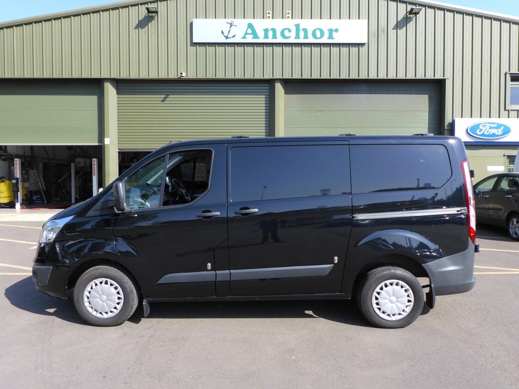 Ford Transit Custom EA15 NHL